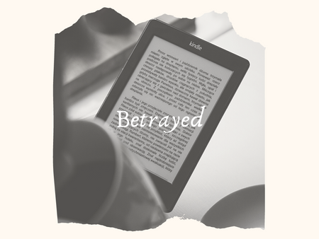 Blog Tour: Betrayed by Joseph Lewis