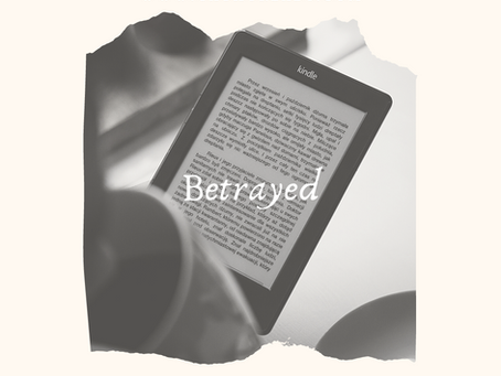 Blog Tour: Betrayed by Joseph Lewis