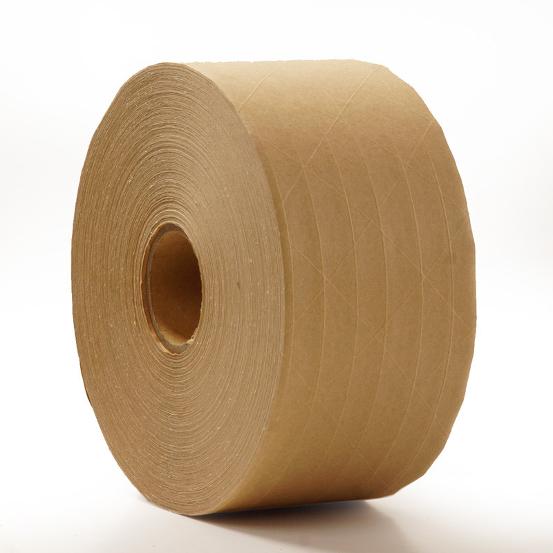 Paper tape is fully recyclable and 100% Biodegradable