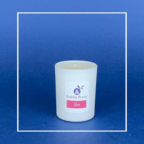 Yan - Sharp Rhubarb Votive Candle 9cl