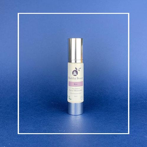 Rose Face Cream with SPF25 & Q10 Anti Ageing