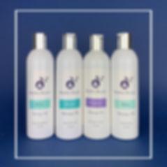 Massage Oils - Group