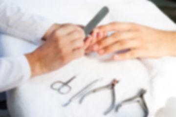 male manicure chorlton