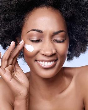 Applying Face Cream.jpg