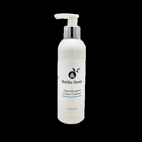 Hypoallergenic Facial Cream Cleanser