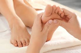 Reflexology in Chorlton