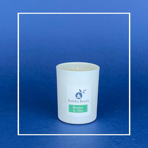 Oriental Bamboo -Votive Candle 9cl