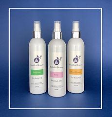 Dry Body Oils - Group