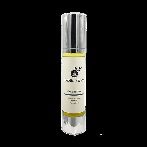 Radiant Skin Nut Free Facial Oil