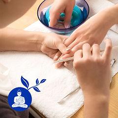 luxury manicure chorlton