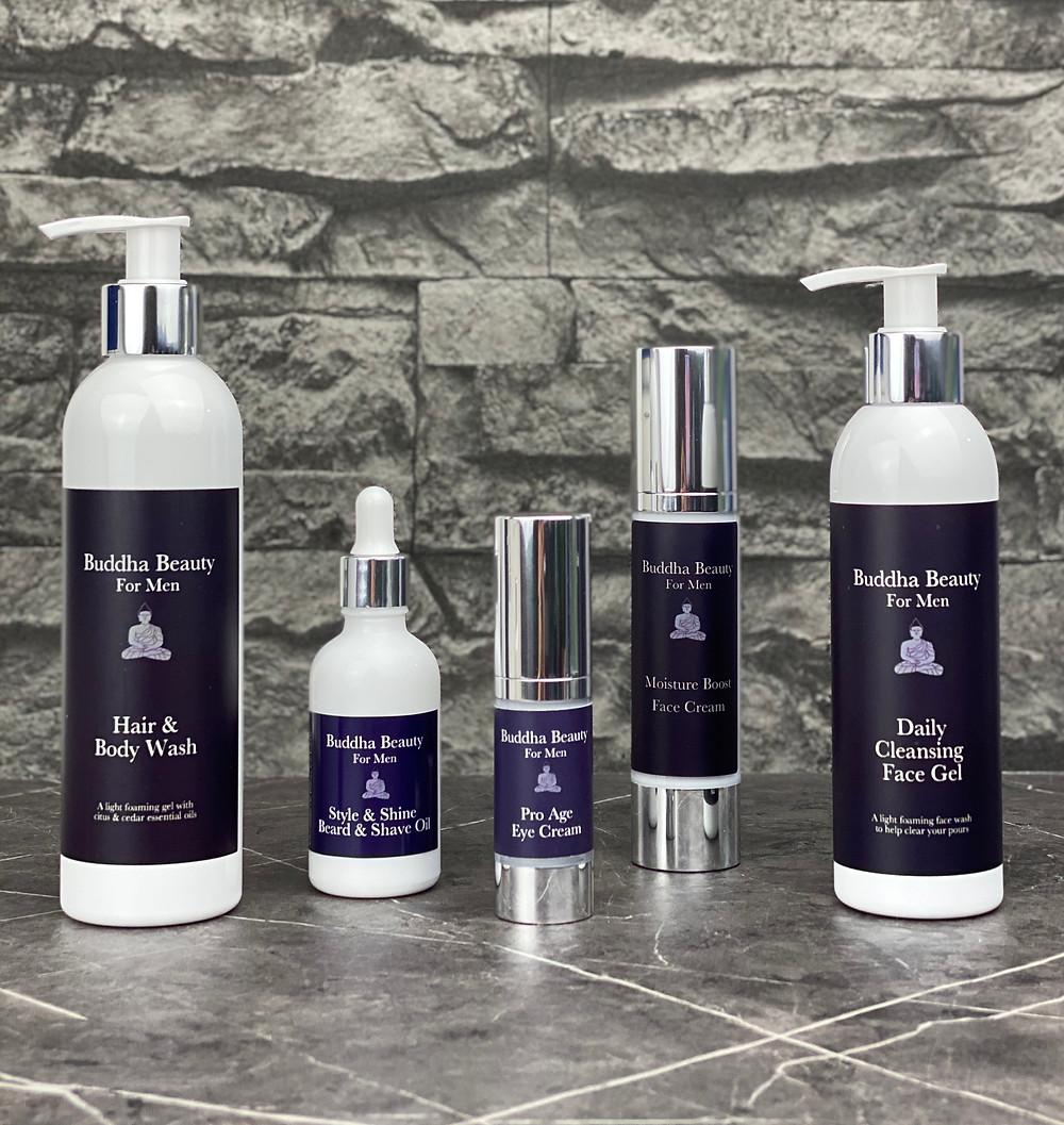The Buddha Beauty Company Skincare Range