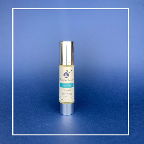 Facial Oil for mature skin