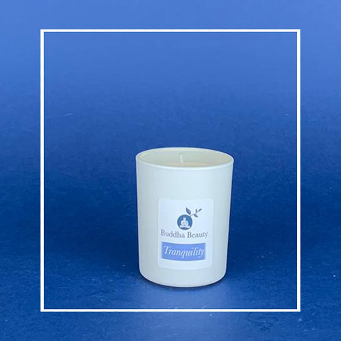 Tranquility - Countryside Bluebell Votive Candle 9cl