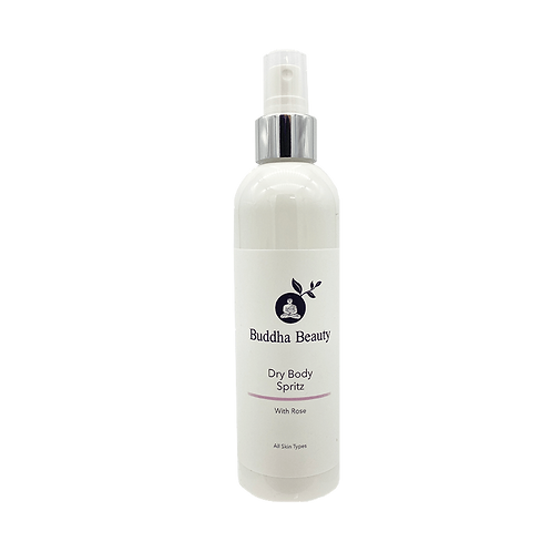 Dry Body Oil With Rose