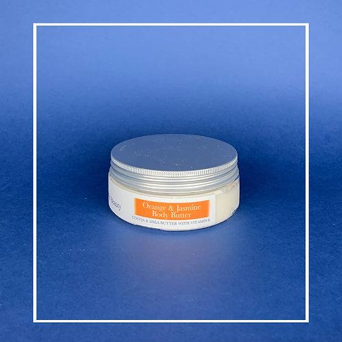 Orange & Jasmine Body Butter
