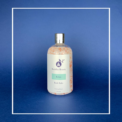 Relax Detox Bath Salts