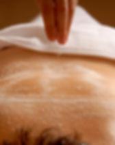 body scrub, buddha beauty, massage, chor