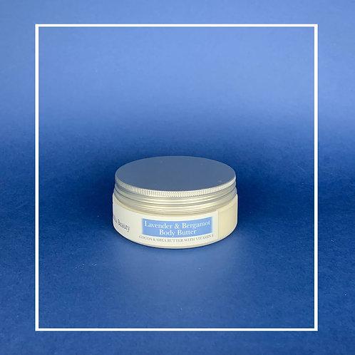 Lavender & Bergamot Body Butter