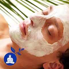 mens luxury facial, mud mask chorlton ma