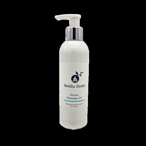 Renew Massage Oils