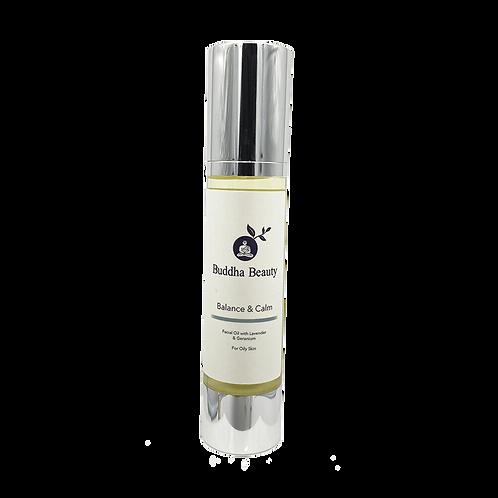 Balance & Calm Oily Skin Facial Oil