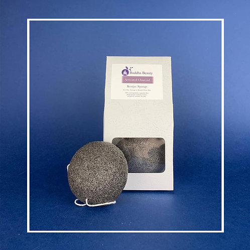 Konjac Activated Charcoal
