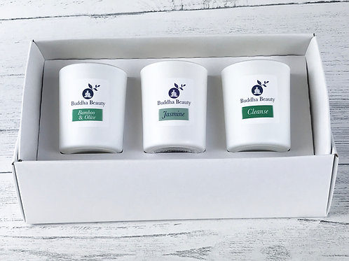 Bamboo, Jasmine & Cleanse Set