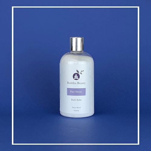 Pure Detox Bath Salt