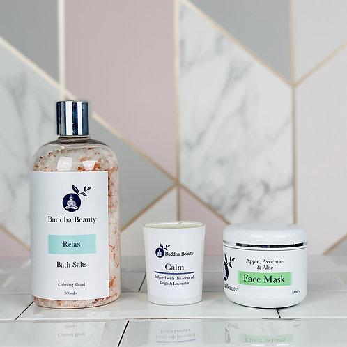 Relax Bath Set