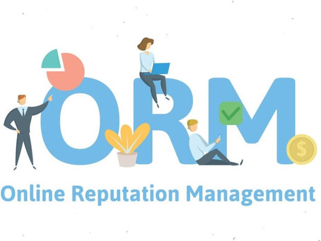 What Is Online Reputation Management (ORM) and how to use It effectively?