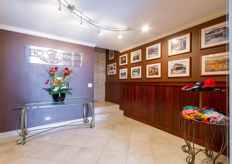 Showroom Remodel