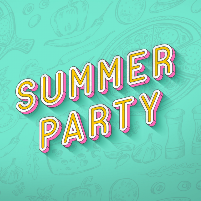 Shipwrecked Summer Party (Open to the public)