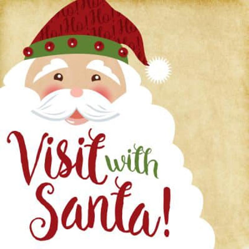 Santa's coming to AYC!