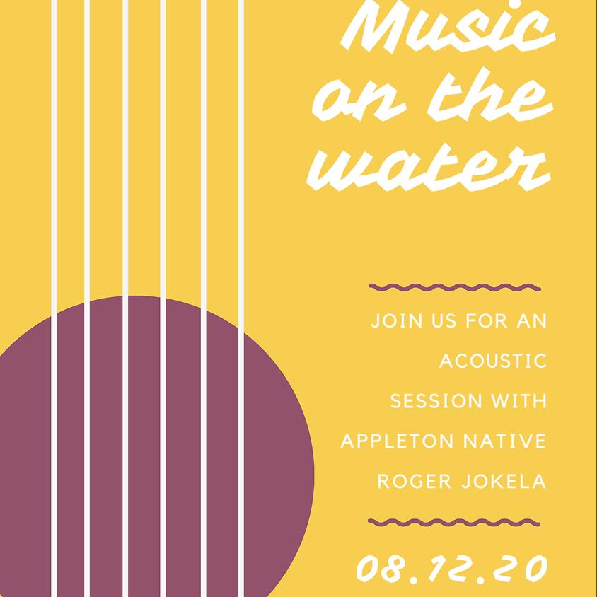 Roger Jokela LIVE music  5:30 8/12/20