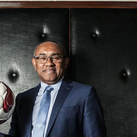 World Football body FIFA bans CAF boss Ahmad for five years