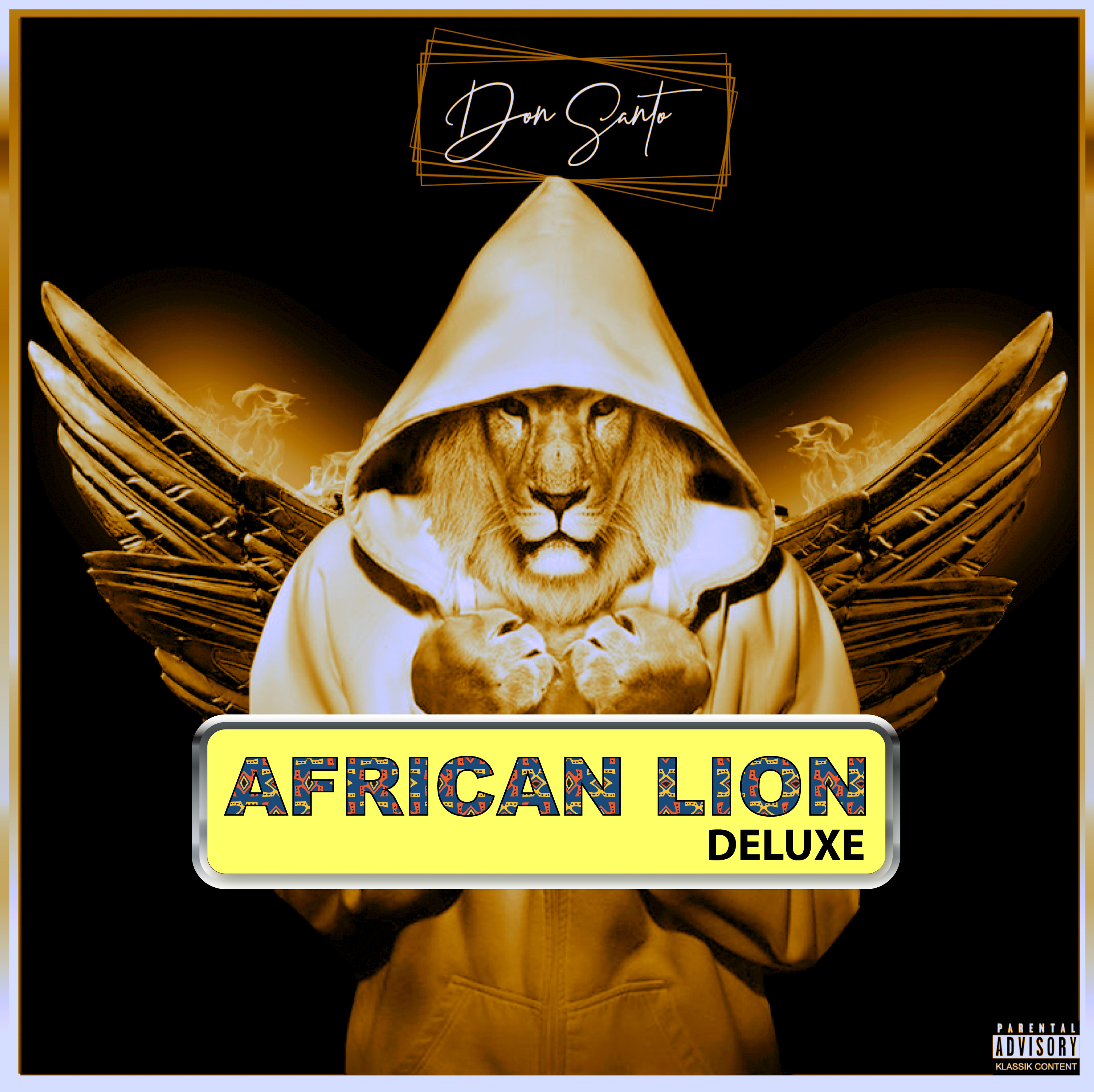 AFRICAN LION (Deluxe Edition)