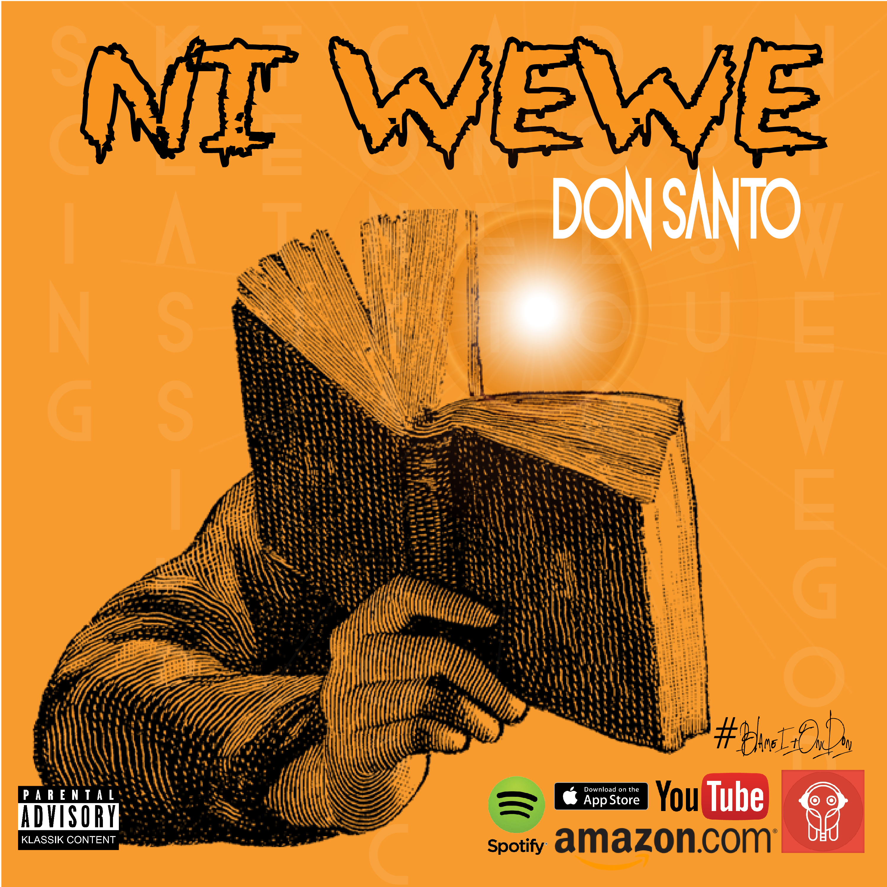 nI wEWE Cover