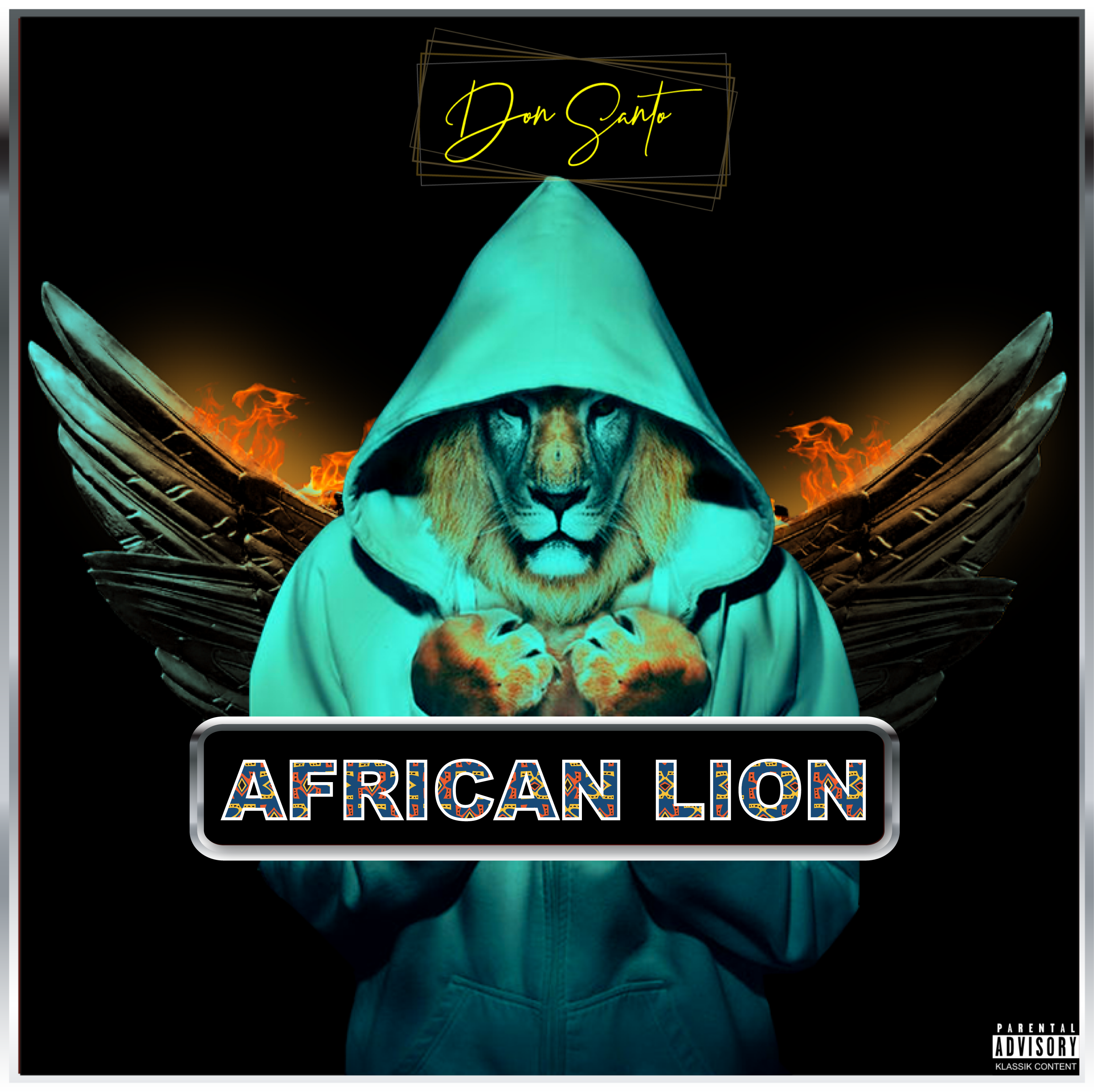DON SANTO - AFRICAN LION