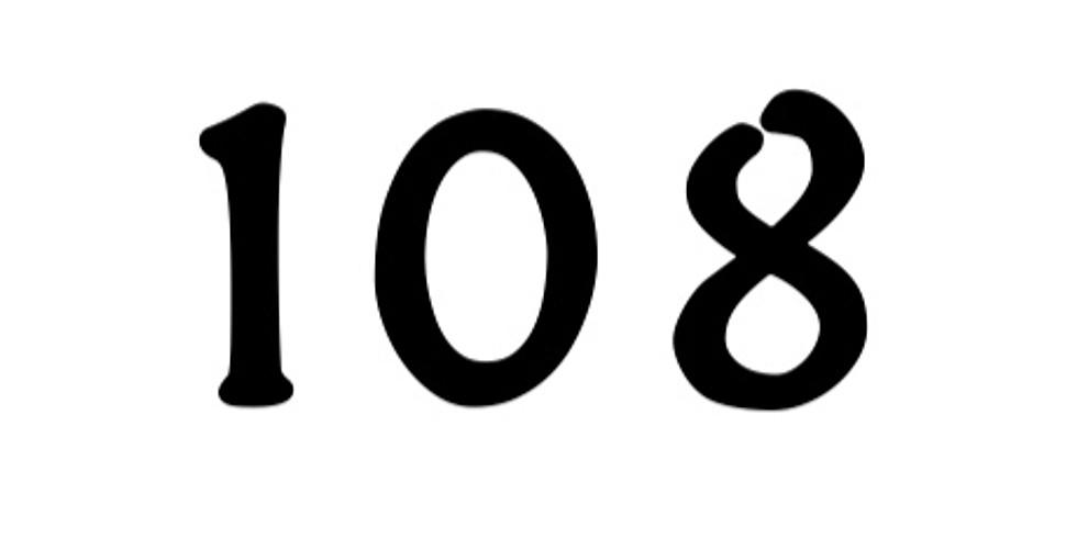 108 Sonnengrüße