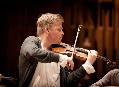 Pekka Kuusisto - En moderne fiolinist
