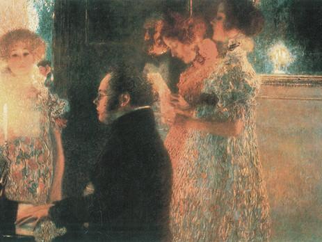 Schubert på sitt mest lekende - Brahms på sitt mest krevende
