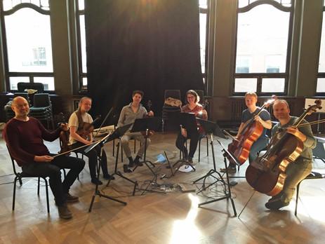 Kammerorkesterets nye orkesterakademi