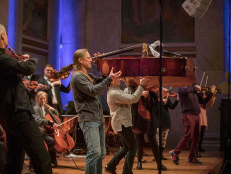 Kammerorkesteret til Festspillene