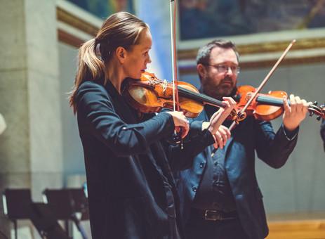 Kammerorkesterets nye musikerkollektiv