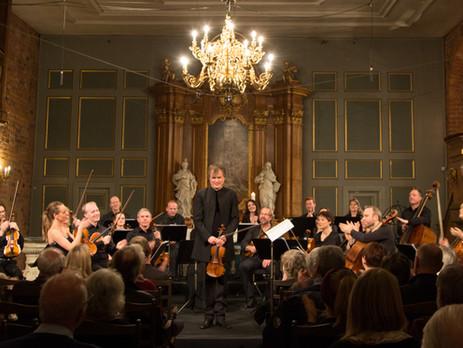 Prestisjetung Echo-pris til Henning Kraggerud og Det Norske Kammerorkester