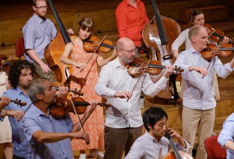 Norwegian Chamber Orchestra in Grieg's Holberg Suite