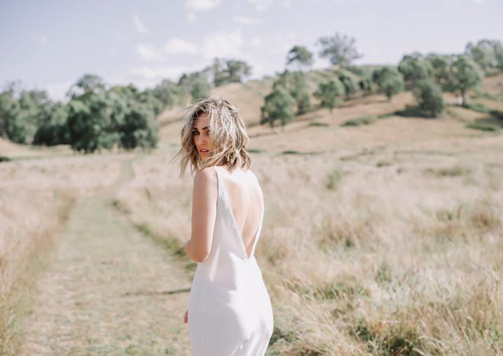Serafina gown