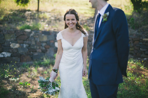 Country wedding in Victoria