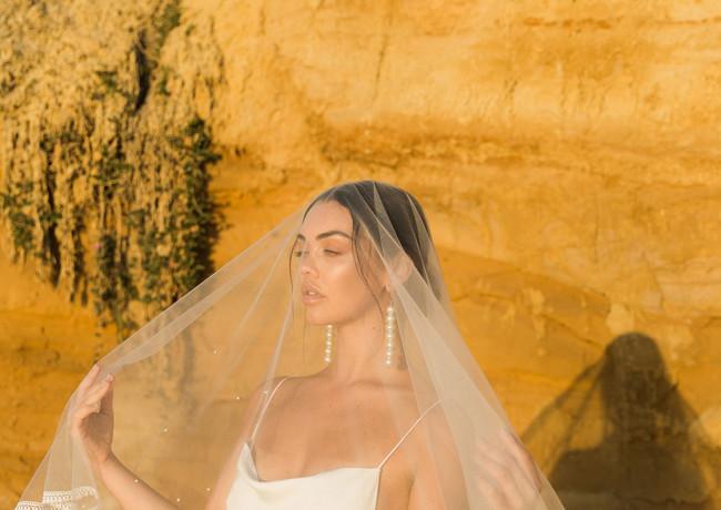 Peyton gown x Dakota veil