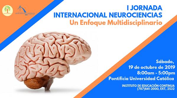 I JORNADA INTERNACIONAL NEUROCIENCIAS (4